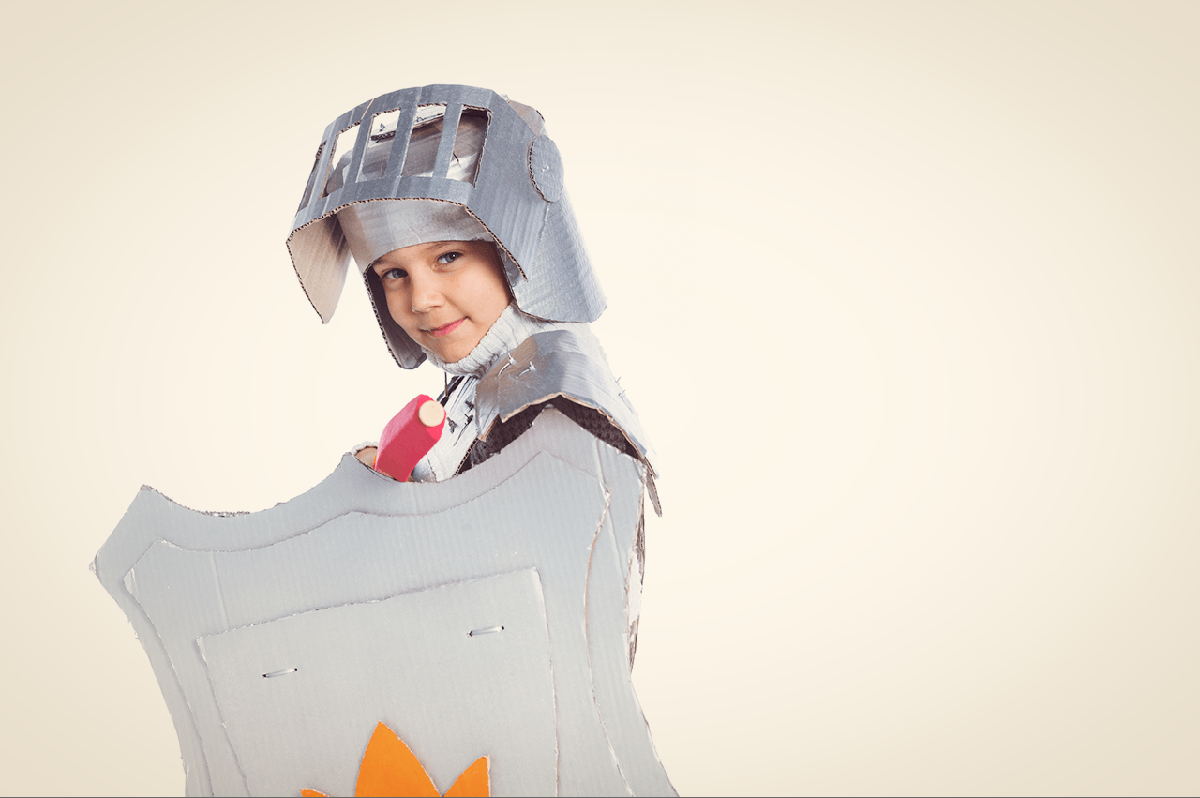 5 DIY Kids Halloween Costumes